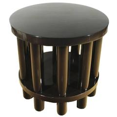 Column Art Deco Side Table by Adolf Loos Design