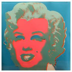 Andy Warhol, Marilyn Monroe, Signed Screenprint