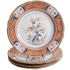 Six Spode Tree of Life Kakiemon Style Dishes
