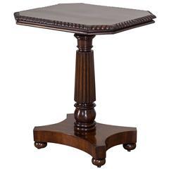 Antique English William IV Metamorphic Mahogany Table, circa 1835