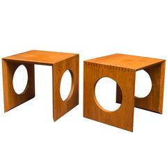 Jens Quistgaard Side Tables
