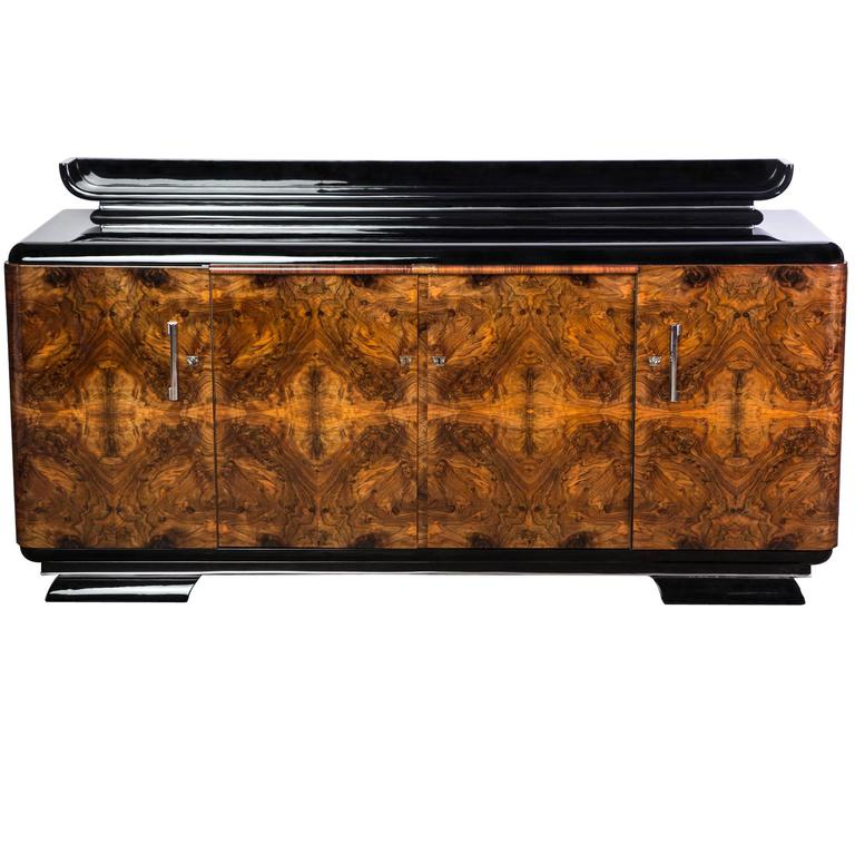 Stunning French Art Deco Sideboard