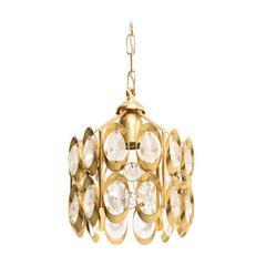 Very Huge Jewel Chandelier Designed by Palwa