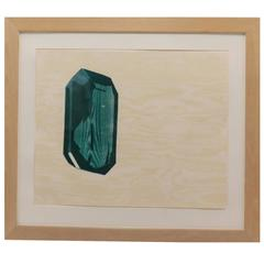 "John Francis Torreano ""Oxygem, Emerald"""