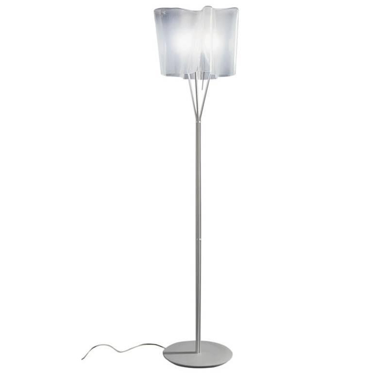 logico lighting. Artemide Logico Floor Lamp Handblown Glass For Sale Logico Lighting