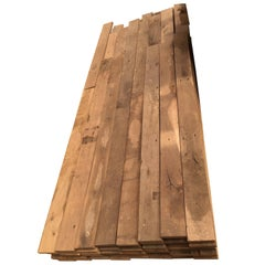Reclaimed French Wood Oak Flooring from France
