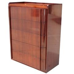 American Art Deco Period Chest of Drawers