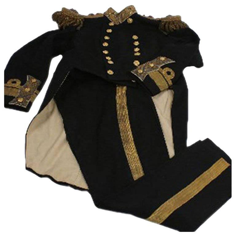 British Royal Officers Uniform For Sale