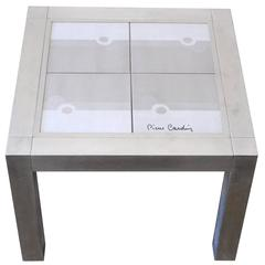 Pierre Cardin Tile Top Occasional Table