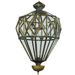 Unusual Shaped Lantern