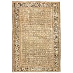 Large Oversize Antique Persian Sultanabad Rug