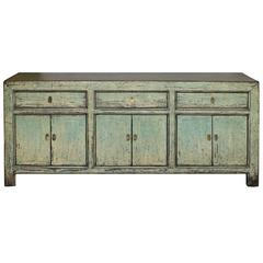 Light Green Sideboard