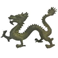 Bronze Chinese Dragon
