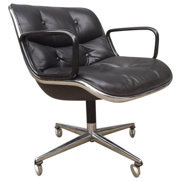 early charles pollock for knoll office chair is no longer available
