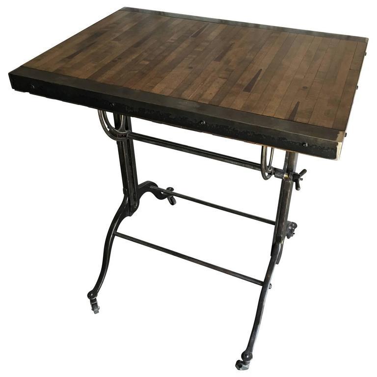 Small Drafting Table Shain Dt 2sa30 Split Top