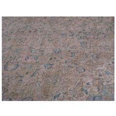 Tabriz Semi Antique Rugs