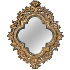 Italianate Giltwood Mirror