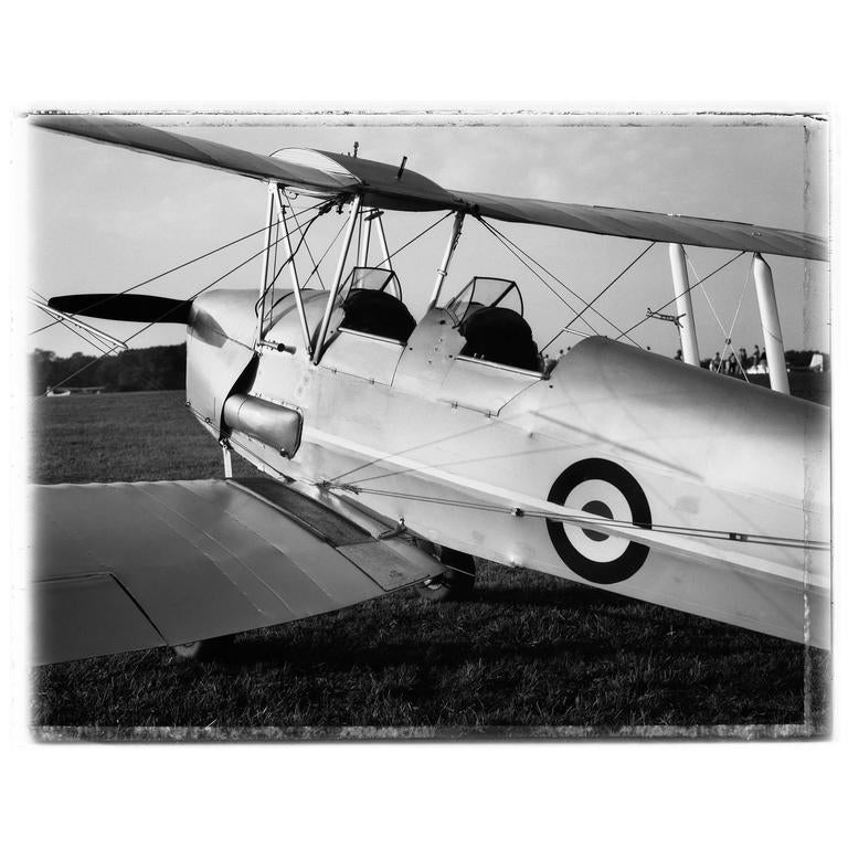 Airplane Photograph by Charles Baker For Sale