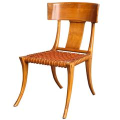 T.H. Robsjohn-Gibbings Klismos Chair