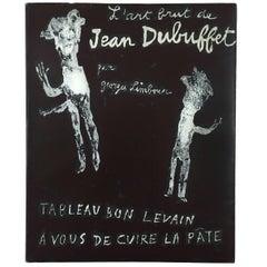 L'art Brut de Jean Dubuffet 1953