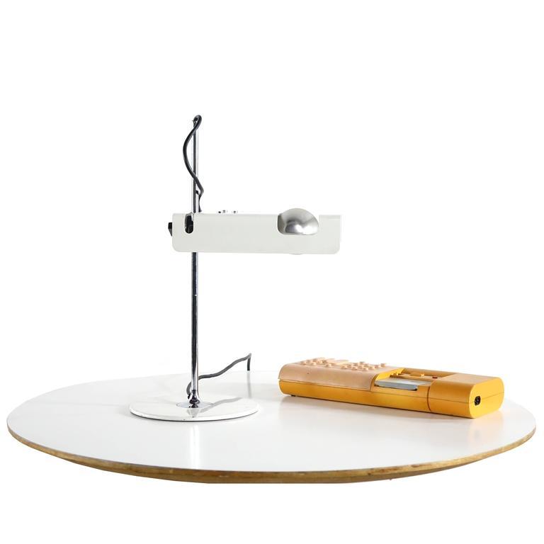 oluce spider 291 joe colombo desk lamp for sale at 1stdibs. Black Bedroom Furniture Sets. Home Design Ideas