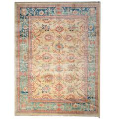 Ziegler Mahal Persian Rugs, Large Living Room Rugs