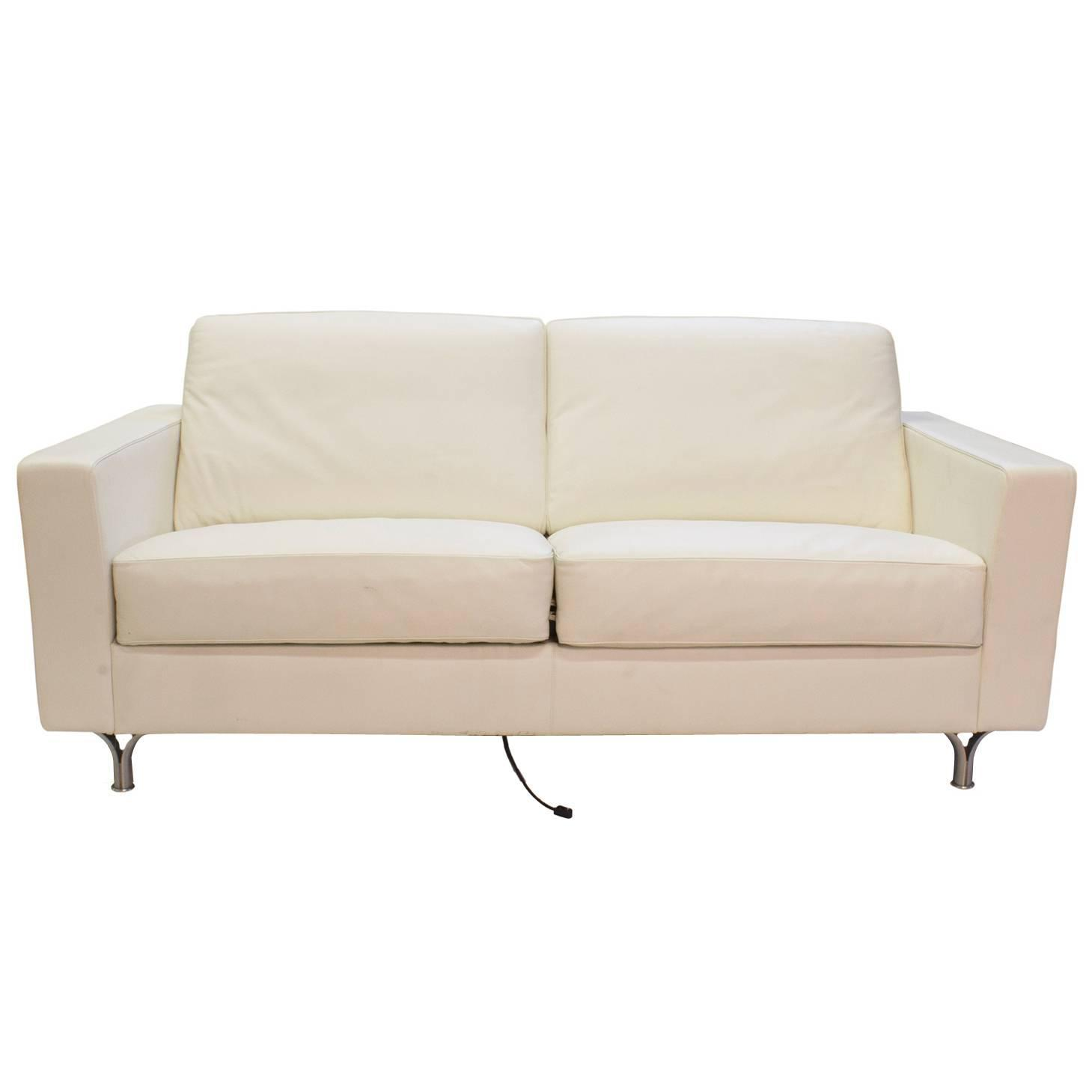 Leather sofa by poltrona frau at 1stdibs - Leather Sofa By Poltrona Frau At 1stdibs 58