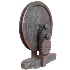 Ancient Italian Wood Gears