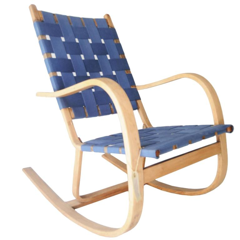 Rocking Chair For Sale at 1stdibs