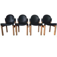 Thonet Flex Chairs 2000 by Gerd Lange, 1983