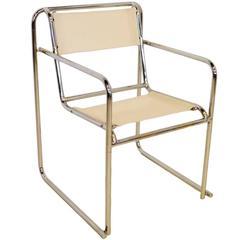 RP-7 Bauhaus Chair by Bruno Pollak for Pel, Oldbury, 1932