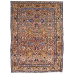 Antique Persian Rug Sultanabad