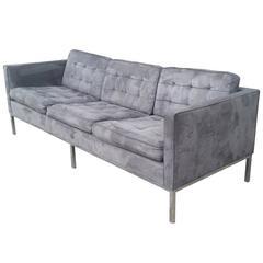 Vintage Florence Knoll Style Sofa 'MR14820'