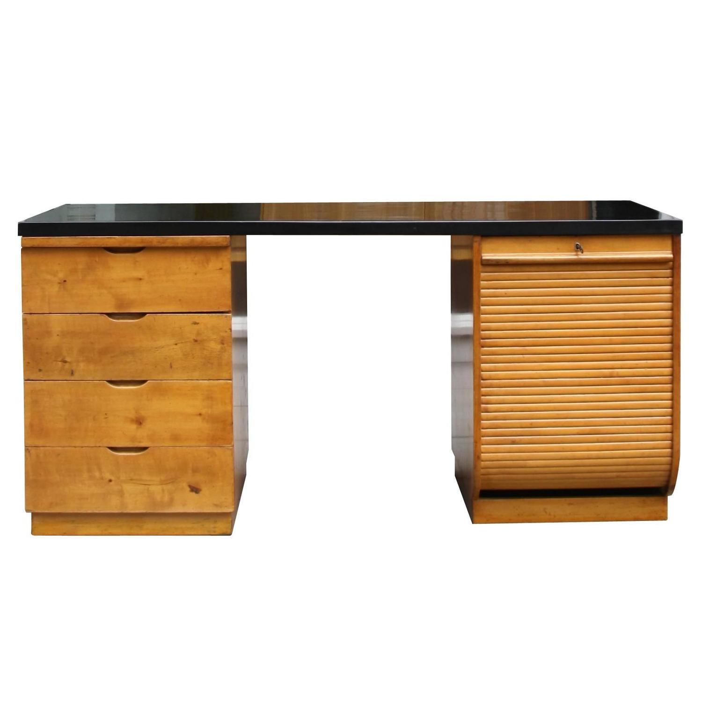 Amazing Alvar Aalto Model 501 Birch Desk By Artek 1930 Download Free Architecture Designs Scobabritishbridgeorg