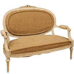 20th Century French Sofa in Louis XVI Style