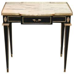 Fine Jansen Side Table