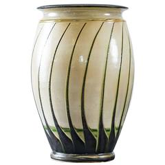 Large Herman Kahler Vase