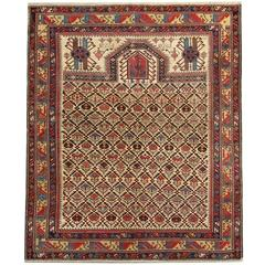 Antique Rugs, Caucasian carpet rug, Shirvan area rugs