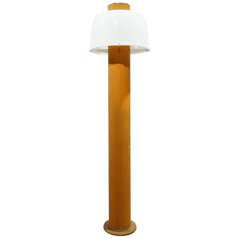 """Floor Lamp Model """"1006"""" by Gino Sarfatti, Arteluce, 1966"""