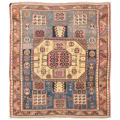 Antique Caucasian Karachopt Rug