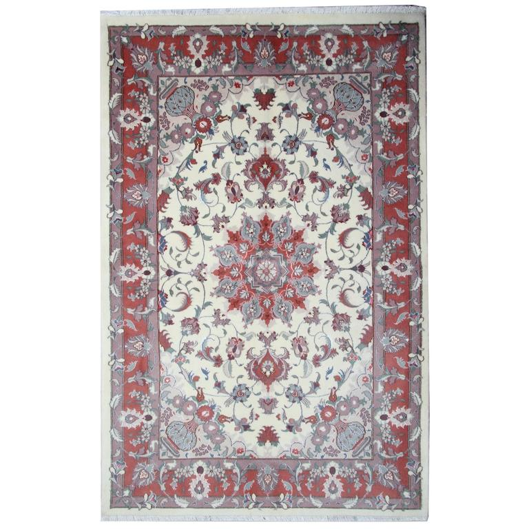 Persian Rugs, Carpet from Tabriz