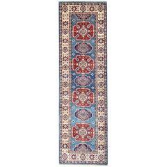 Blue Persian Runner, Carpet Runners, Persian Rugs from Kazak