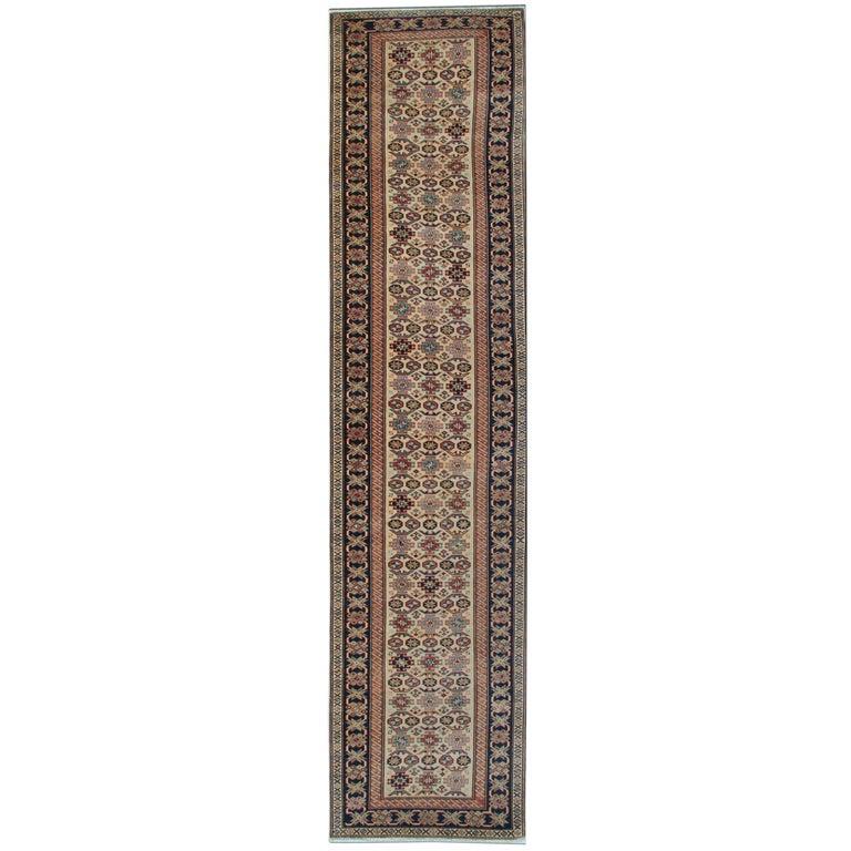 Handmade Carpet Runners Large Rugs Kazak Runner Rugs, Carpet from Afghanistan For Sale