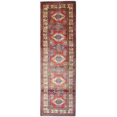New Carpet Runners, Large Rugs, Kazak Runner Rugs, Carpet from Afghanistan