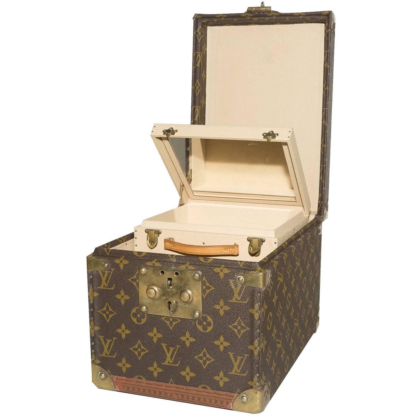 Beauty Case, Louis Vuitton, 1950s, France