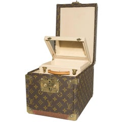 Beauty Case, Louis Vuitton, 1950s, France