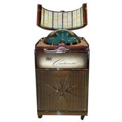 Jukebox, Ami Continental, 1960, Musicbox