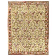 Antique Portuguese Carpet