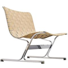 Ross Littell Luar Lounge Chair ICF, Italy, 1965