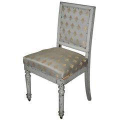 Swedish Painted Occasional Chair